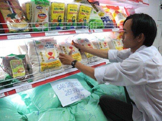 Xây dựng thương hiệu gạo Việt là rất quan trọng.