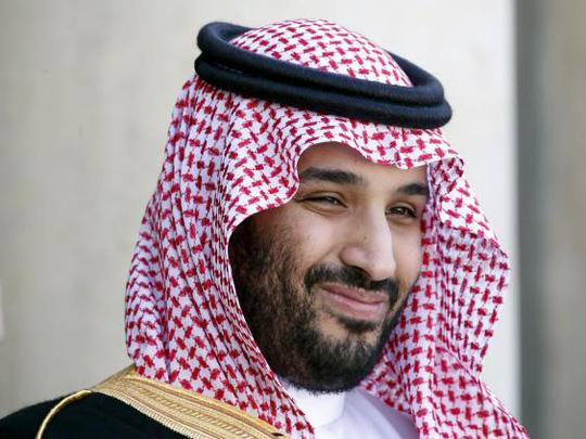 Phó Hoàng Thái tử Ả Rập Saudi Mohammed bin Salman al Saud. Ảnh: REUTERS