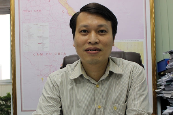 Ông Vũ Tuấn Anh, Phó vụ trưởng Vụ PPP - Bộ GTVT