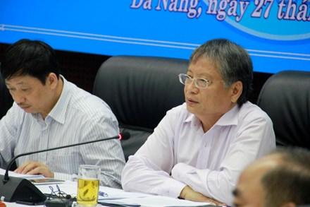 Ông Nguyễn Ngọc Tuấn, Phó chủ tịch UBND TP nêu quan điểm của TP trong xử lý vấn đề liên quan đến Sơn Trà