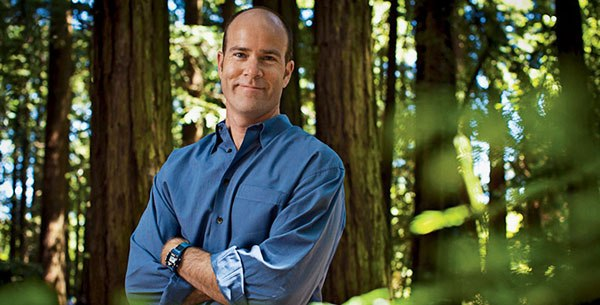 Michael Brune, giám đốc Sierra Club