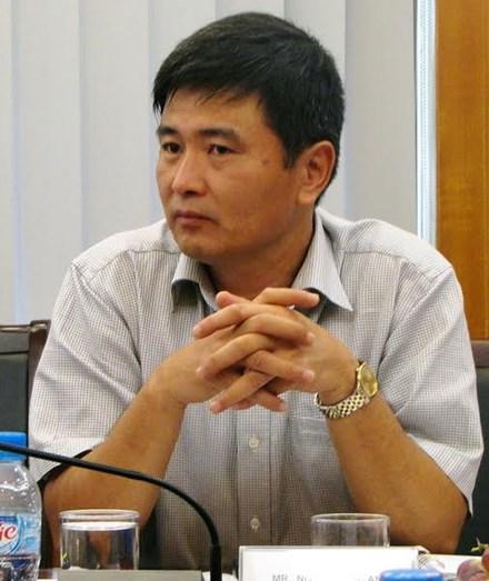 Vụ phó Vụ Thị trường trong nước (Bộ Công Thương, ông Nguyễn Lộc An