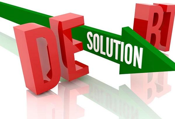 Giải quyết dứt điểm nợ xấu sẽ giúp kinh tế phát triển bền vững trong dài hạn.