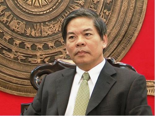 Cựu Bộ trưởng Nguyễn Minh Quang