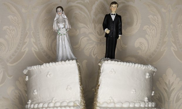 Các cuộc ly hôn của giới siêu giàu không hề êm ả.