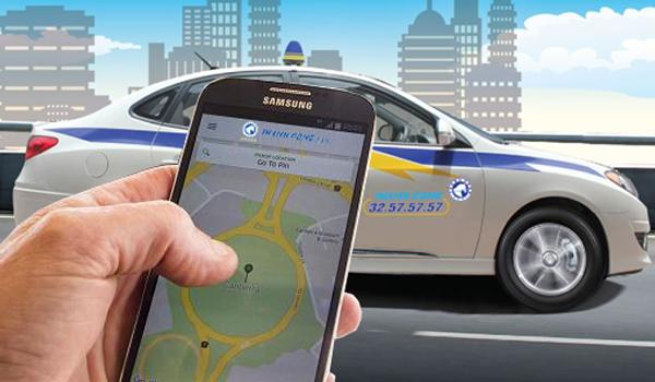 Có khoảng 7-8 DN taxi truyền thống trên địa bàn Hà Nội đang phát triển App cho riêng mình.