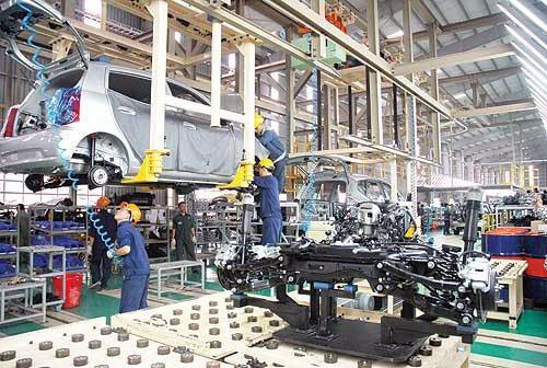 Bộ Công Thương vẫn muốn phát triển ngành ô tô.