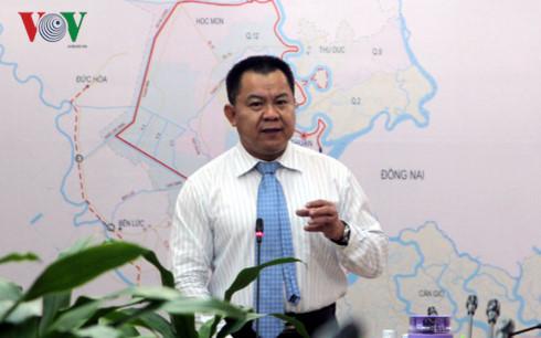 Ông Nguyễn Tâm Tiến, Tổng giám đốc Trungnam Group – Chủ đầu tư dự án.