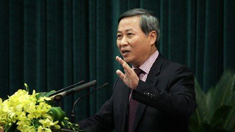 Ông Phí Thái Bình (ảnh: Vietnamnet)