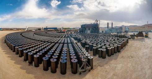 OPEC hiện đang nỗ lực giảm lượng dầu tồn kho ở các nền kinh tế phát triển về mức trung bình 5 năm (Ảnh minh họa)