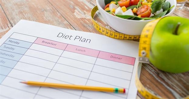Kế hoạch ăn uống lành mạnh giúp giảm thiểu nguy cơ béo bụng gây ung thư.