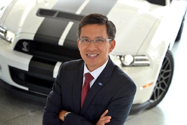 Người đàn ông gốc Việt hiện đảm nhiệm vị trí Giám đốc sản phẩm Ford toàn cầu.