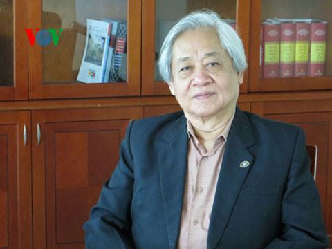 GS.TS Phạm Tất Dong, Phó Chủ tịch Hội Khuyến học Việt Nam: Nên bỏ biên chế giáo dục ở các cấp học, đối tượng và mọi độ tuổi