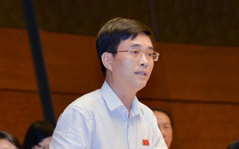 Đại biểu Quốc hội Hoàng Quang Hàm