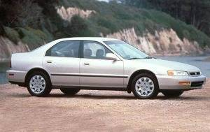 Chiếc Honda Accord 1996 của Jeff Bezos