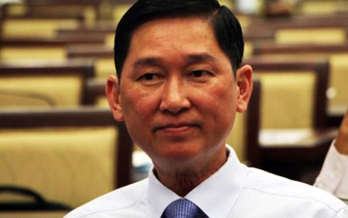 Ông Trần Vĩnh Tuyến - Phó chủ tịch UBND TP Hồ Chí Minh