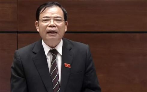 Theo Bộ trưởng Bộ Nông nghiệp và Phát triển Nông thôn Nguyễn Xuân Cường