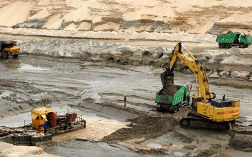 Năm 2016 Tập đoàn Than khoáng sản Việt Nam đã đề xuất hồi sinh dự án.
