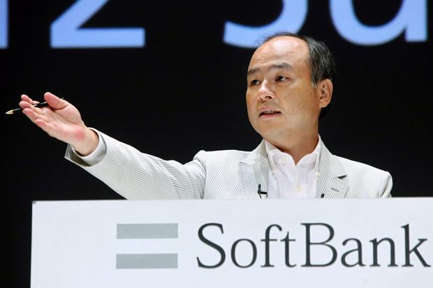 Ông chủ của SoftBank, người giàu nhất Nhật Bản, Masayoshi Son