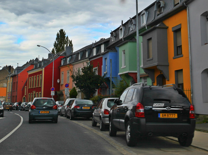 kham pha luxembourg -