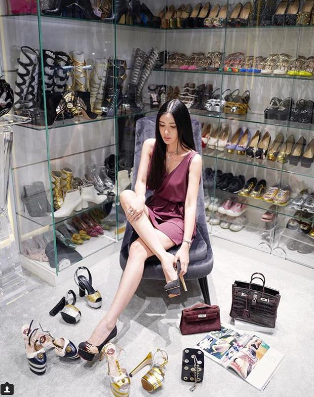 Mặc dù đã ly hôn nhưng Jamie Chua vẫn có cuộc sống sung sướng như bà hoàng.