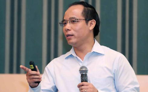 Ông Bùi Anh Tuấn - Phó Cục trưởng Cục Đăng ký kinh doanh (Bộ Kế hoạch và Đầu tư)