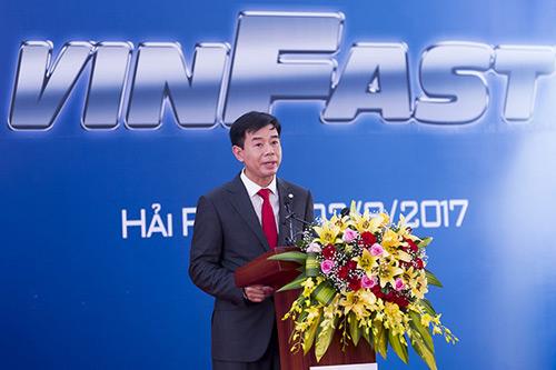Đúng dịp lễ 2/9, Tập đoàn Vingroup đã khởi công Dự án Tổ hợp sản xuất ô tô VINFAST tại khu kinh tế Đình Vũ – Cát Hải (Hải Phòng).
