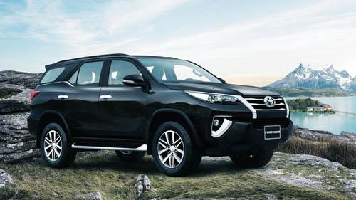 Dòng xe Fortuner của Toyota hiện nay không còn lắp ráp trong nước nên hầu như ít khi giảm giá.