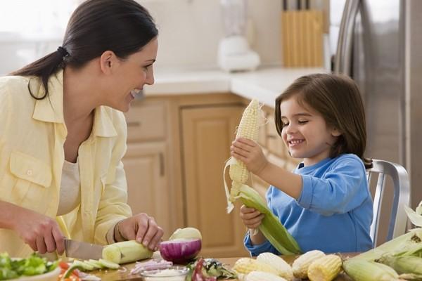Trong gia đình người Isarel, trẻ được tự chọn việc nhà và trả công tương ứng (Ảnh minh họa).