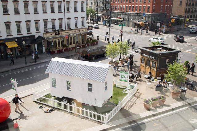 Không ai nghĩ rằng ngôi nhà nhỏ xinh này lại được xây dựng trong khoảng thời gian siêu nhanh chỉ 72h.