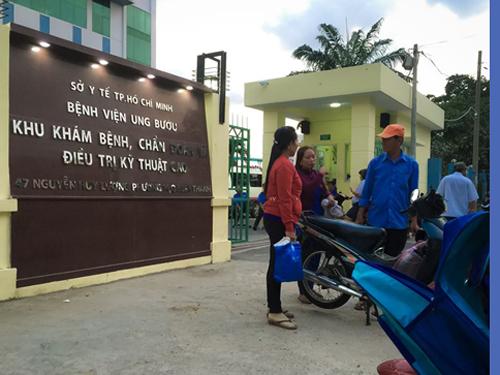 Bệnh viện Ung Bướu có nhiều sai phạm - Ảnh: Hoàng Triều