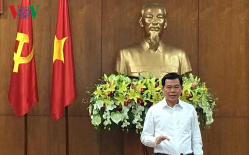 Bí thư Nguyễn Hồng Lĩnh cho biết tỉnh Bà Rịa- Vũng Tàu sẽ bỏ rào cản để thu hút đầu tư
