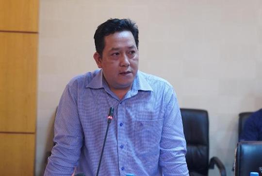 Phó Cục trưởng Nguyễn Xuân Quang phát biểu tại buổi họp báo - Ảnh: Hoài Dương