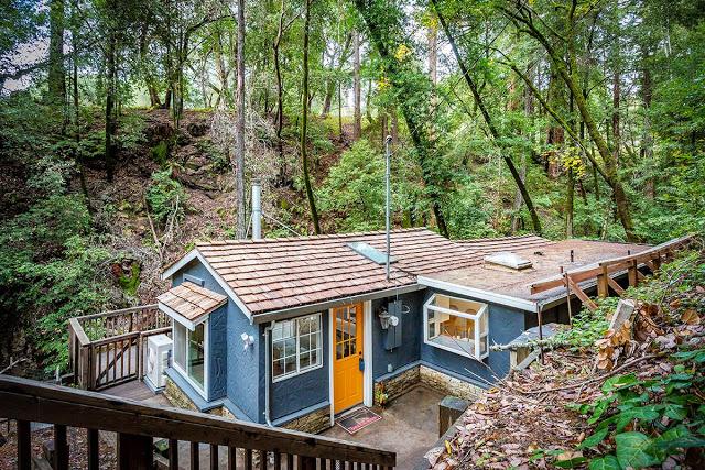 Căn nhà cấp 4 giữa rừng được rao bán giá 9,5 tỷ đồng - Ảnh 1.