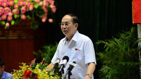 Chủ tịch nước Trần Đại Quang trả lời các ý kiến của cử tri TP.HCM