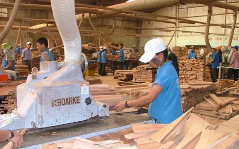 Kiểm soát chặt chẽ sản phẩm gỗ của Trung Quốc nhập khẩu vào Mỹ có thể tạo ra những cơ hội mở rộng thị trường cho các sản phẩm gỗ của Việt Nam (Ảnh minh họa: KT)
