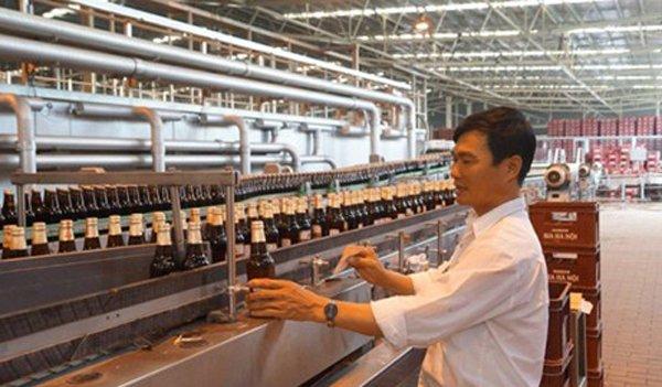 Cổ phiếu ngành bia đang được quan tâm