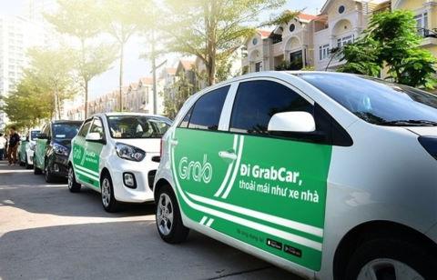 GrabCar đang cạnh tranh quyết liệt với taxi truyền thống