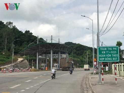 Trạm thu phí đặt trên QL3 cũ nằm trong phương án được phê duyệt phương án thu phí, vị trí đặt trạm thu phí hoàn vốn đã được UBND tỉnh Thái Nguyên và Bộ Tài chính thống nhất.
