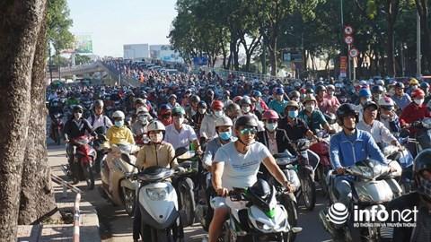 Ông Nguyễn Thiện Nhân khẳng định thành phố không thể ngăn người dân các tỉnh khác đổ về.