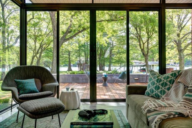 """Ngôi nhà nhỏ cấp 4 diện tích 44m2 như """"resort"""""""