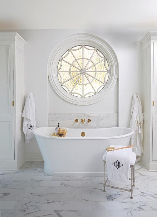 Điểm nhấn tuyệt vời trong trang trí phòng tắm.