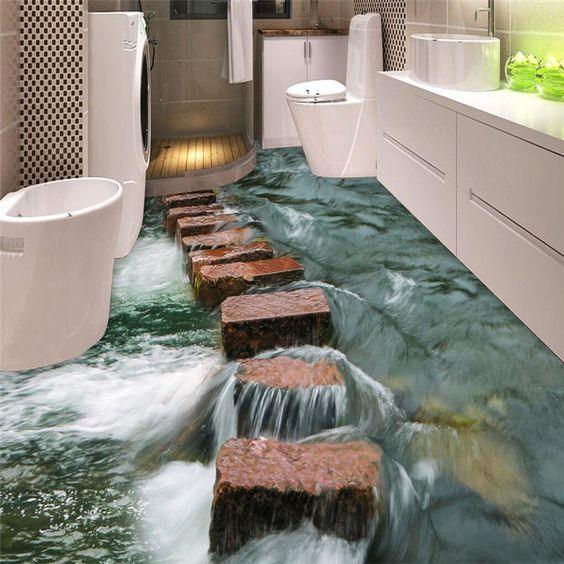 photo 11 1509084163132 Nhà đẹp mê mẩn với công nghệ sàn 3D