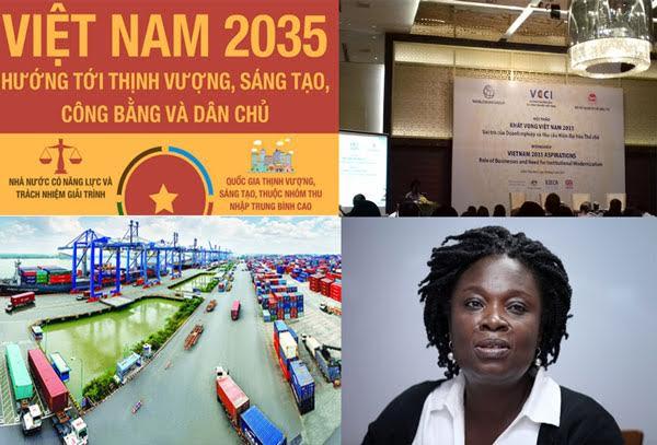Việt Nam 2035 chỉ mong đuổi kịp Indonesia, Philippines