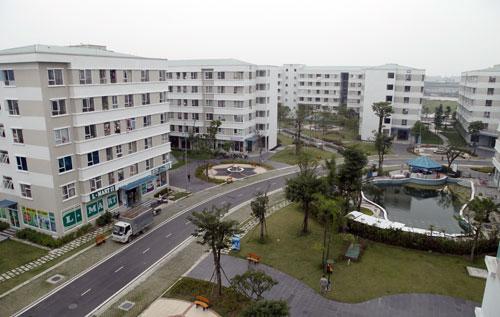 Sự phát triển của thị trường bất động sản ở Việt Nam là xuất phát từ nhu cầu tự nhiên và tất yếu.