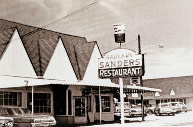 Harland Sanders Restaurant - Nhà hàng gà rán đầu tiên của Sanders