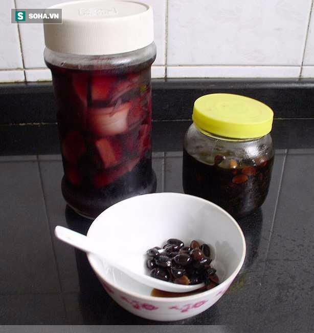 Có thể ăn trực tiếp 2 thìa, cũng có thể pha thêm với mật ong.