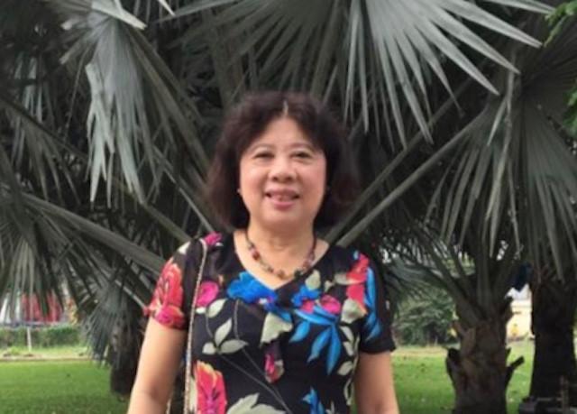 GS Nguyễn Thị Cành hiện giảng dạy tại ĐH Kinh tế - Luật (ĐH Quốc gia TP.HCM).