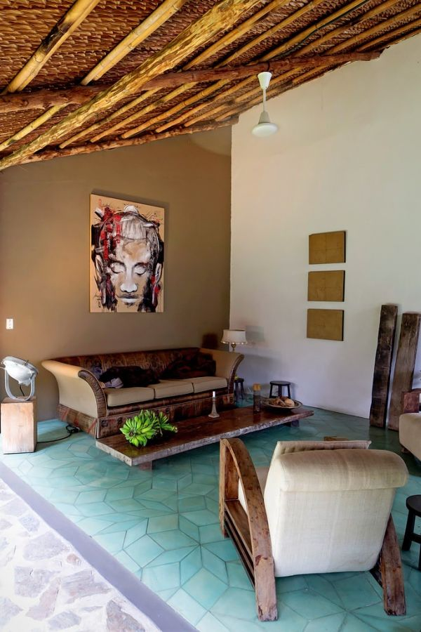 Sau khi hoàn thành, chủ ngôi nhà vẫn tiếp tục trang trí và hoàn thiện thêm theo sở thích của của riêng mình.
