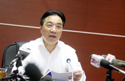 Giám đốc Sở Giao thông Vận tải Hà Nội Vũ Văn Viện cho rằng đến năm 2030 Hà Nội sẽ đủ điều kiện dừng hoạt động xe máy đi vào khu vực nội đô.